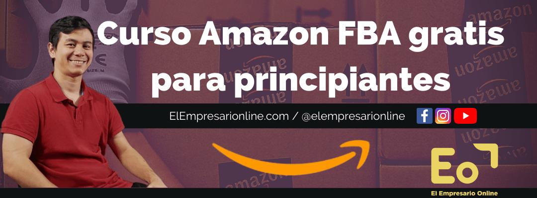 Curso Amazon Fba Gratis