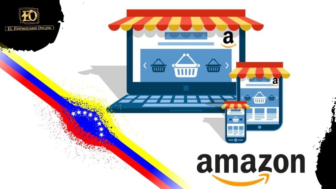 Como Vender y Abrir tu cuenta de Amazon desde Venezuela