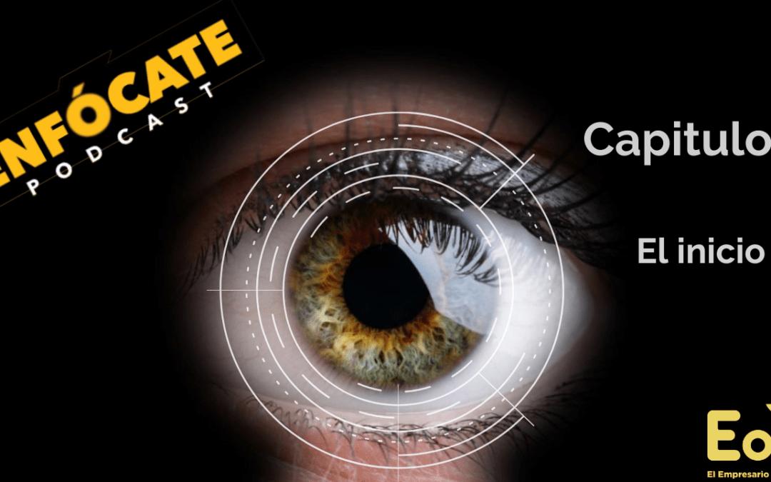 Enfocate podcast, Un podcast en español latino para emprendedores.